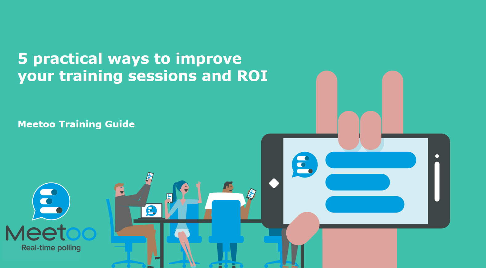 5 practical ways to improve your training sessions and ROI