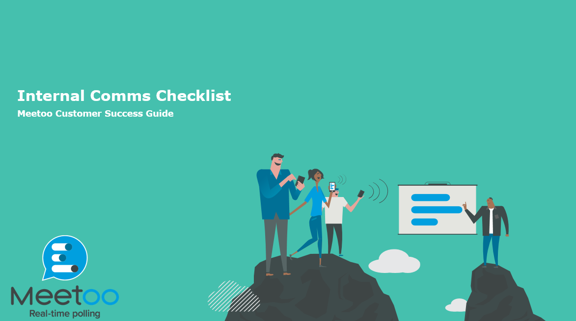 The Essential Checklist for Internal Communications
