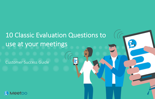 10 Classic Evaluation Questions - Meetoo