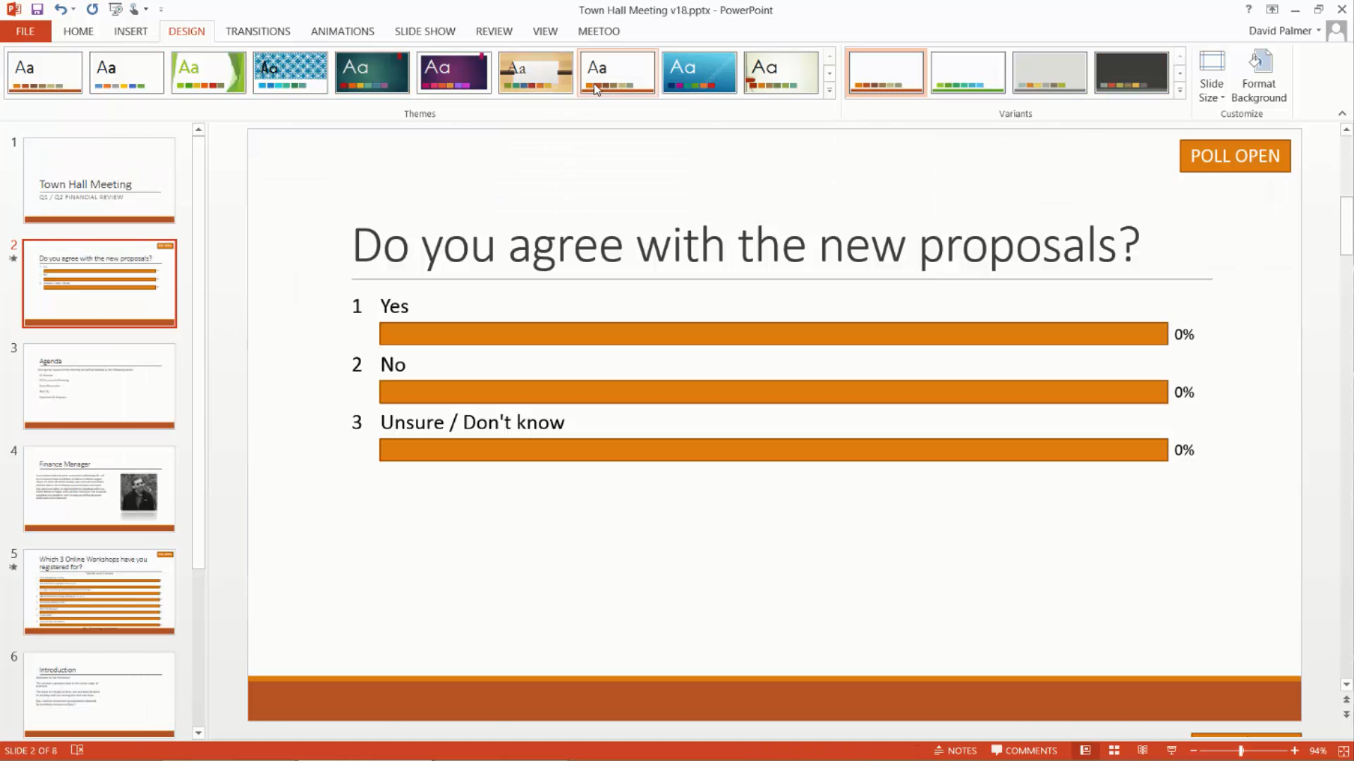 Introduction to Meetoo PowerPoint Add-in