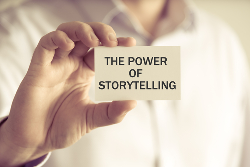 Harnessing storytelling as an instrument for engaging your audience
