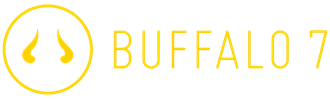 Buffalo 7 logo powerpoint agency