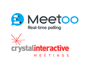 Crystal Interactive Meetings Partners With Meetoo