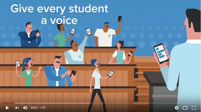 Give every student a voice with Vevox!