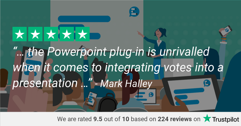 Why Meetoo's PowerPoint Polling integration is voted number 1