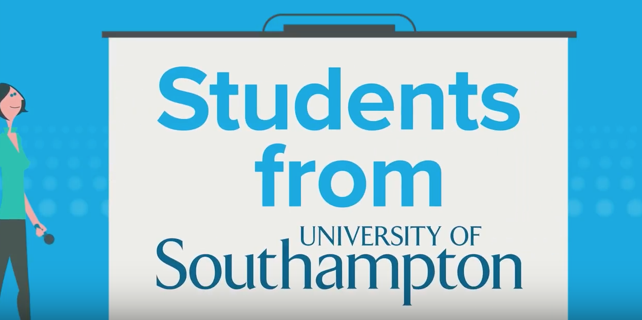Vevox meets... students from the University of Southampton