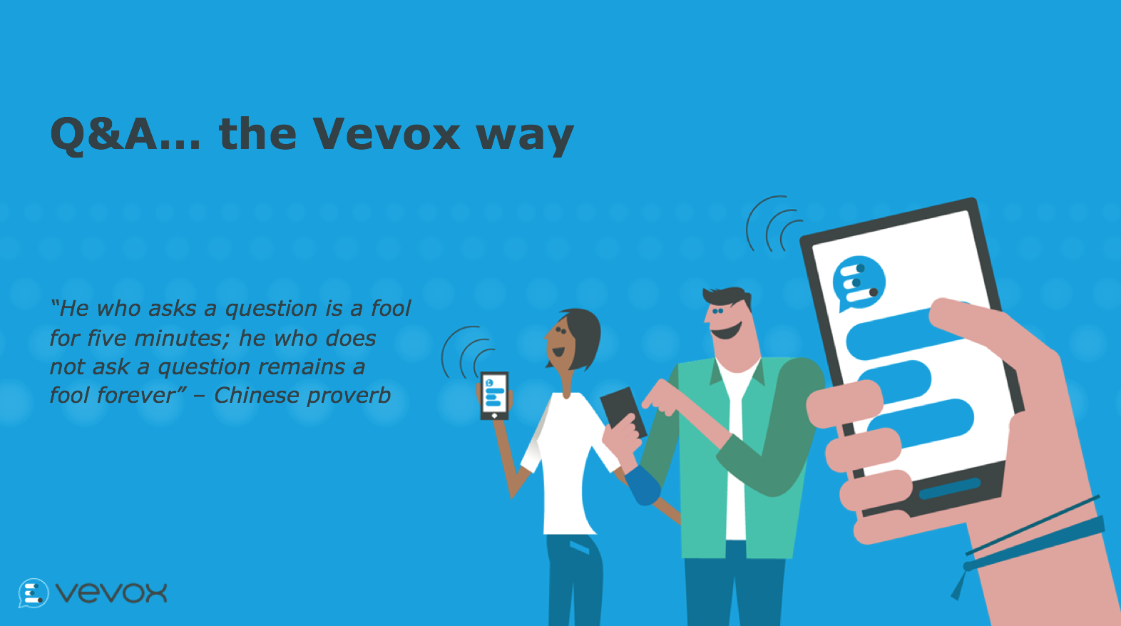 Running Q&A the Vevox Way