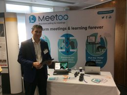 Meetoo App - Engagement Conference at London